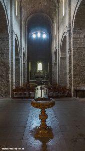 Abbaye De Gellone Saint Guilhem Le Desert 1