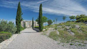 Abbaye Saint Felix De Montceau Gigean 16