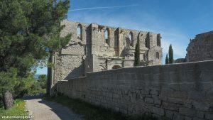 Abbaye Saint Felix De Montceau Gigean 5