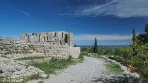Abbaye Saint Felix De Montceau Gigean 9