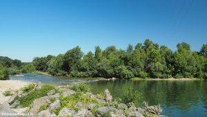 Baignade Au Barrage De La Meuse Gignac 1