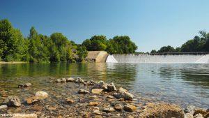 Baignade Au Barrage De La Meuse Gignac 2