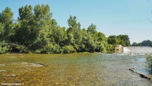 Baignade Au Barrage De La Meuse Gignac 4