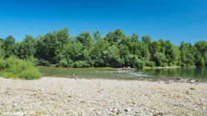 Baignade Au Barrage De La Meuse Gignac 5