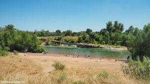 Baignade Au Pont De Canet 12