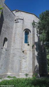Cathédrale De Maguelone Villeneuve Les Maguelone 17