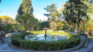 Jardin Des Plantes Montpellier 13