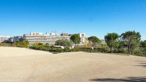 Parc De La Mairie De Montpellier 17