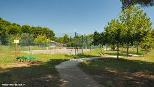 Parc Departemental De Bessilles Montagnac 10