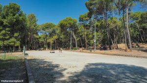 Parc Departemental De Bessilles Montagnac 5