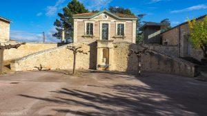 Parc Du Chateau De Grammont Montpellier 13