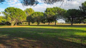 Parc Du Chateau De Grammont Montpellier 15