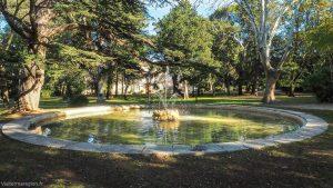 Parc Du Chateau De Grammont Montpellier 6