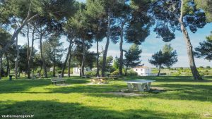 Parc Du Chateau De Pignan 1
