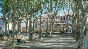 Parc Du Chateau De Pignan 11