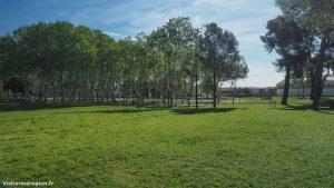 Parc Du Chateau De Pignan 2