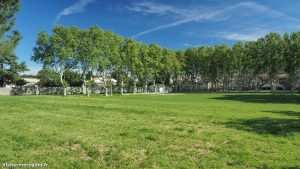 Parc Du Chateau De Pignan 3