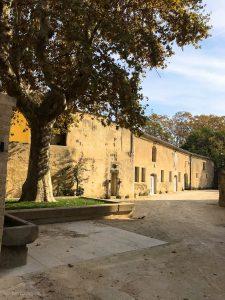 Parc Du Chateau Des Eveques Laverune 1