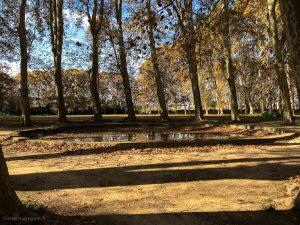 Parc Du Chateau Des Eveques Laverune 13
