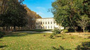 Parc Du Chateau Des Eveques Laverune 14