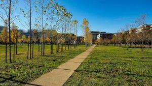 Parc Georges Charpak Montpellier 12