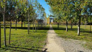 Parc Georges Charpak Montpellier 13