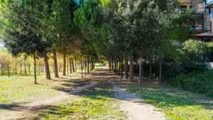 Parc Georges Charpak Montpellier 15