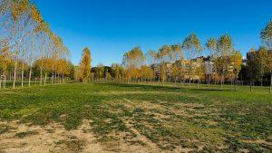 Parc Georges Charpak Montpellier 18