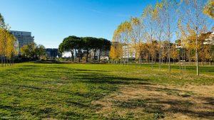 Parc Georges Charpak Montpellier 19