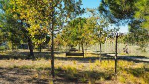 Parc Georges Charpak Montpellier 2