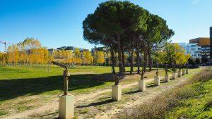 Parc Georges Charpak Montpellier 8