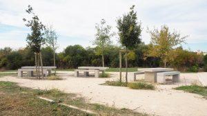 Parc Malbosc Montpellier 3