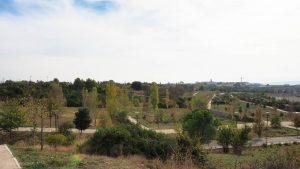 Parc Malbosc Montpellier 5