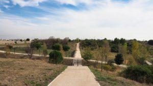 Parc Malbosc Montpellier 6