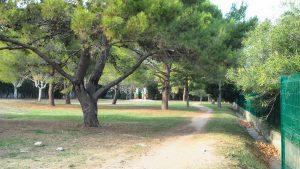 Parc Montcalm Montpellier 3