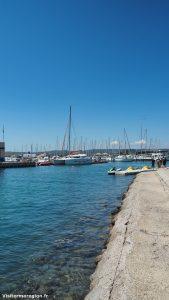 Plage Du Port De Plaisance Est Frontignan 1