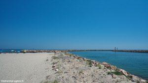 Plage Du Port De Plaisance Est Frontignan 2