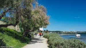 Promenade Georges Brassens Balaruc Les Bains 13