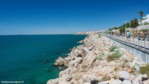 Promenade Sur La Corniche De Sete 3