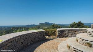 Randonnée Belvedere Du Rocher Du Causse Claret 3