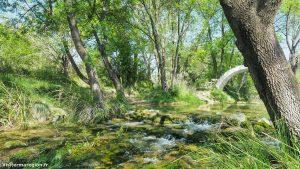 Randonnée De Laqueduc De Castries 12