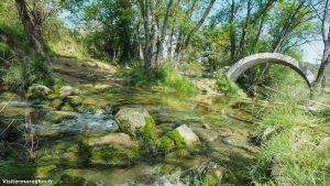 Randonnée De Laqueduc De Castries 13