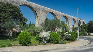Randonnée De Laqueduc De Castries 15