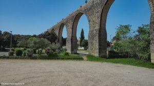 Randonnée De Laqueduc De Castries 16