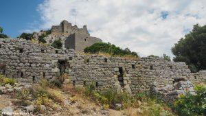 Randonnee Du Chateau De Montferrand Saint Mathieu De Treviers 4