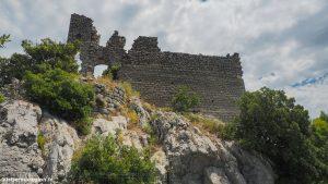 Randonnee Du Chateau De Montferrand Saint Mathieu De Treviers 6
