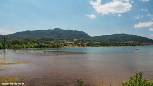 Baignade Au Lac Du Salagou Clermont Lherault 7