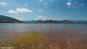 Baignade Au Lac Du Salagou Clermont Lherault 8