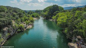 Baignade Au Pont De Saint Etienne Dissensac Brissac 5