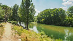Baignade Au Pont Suspendu Saint Bauzille De Putois 3